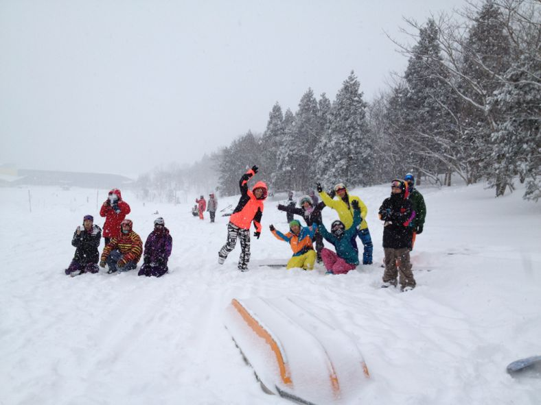 夏油高原スキー場☆YONEXイベント ②_c0151965_04677.jpg