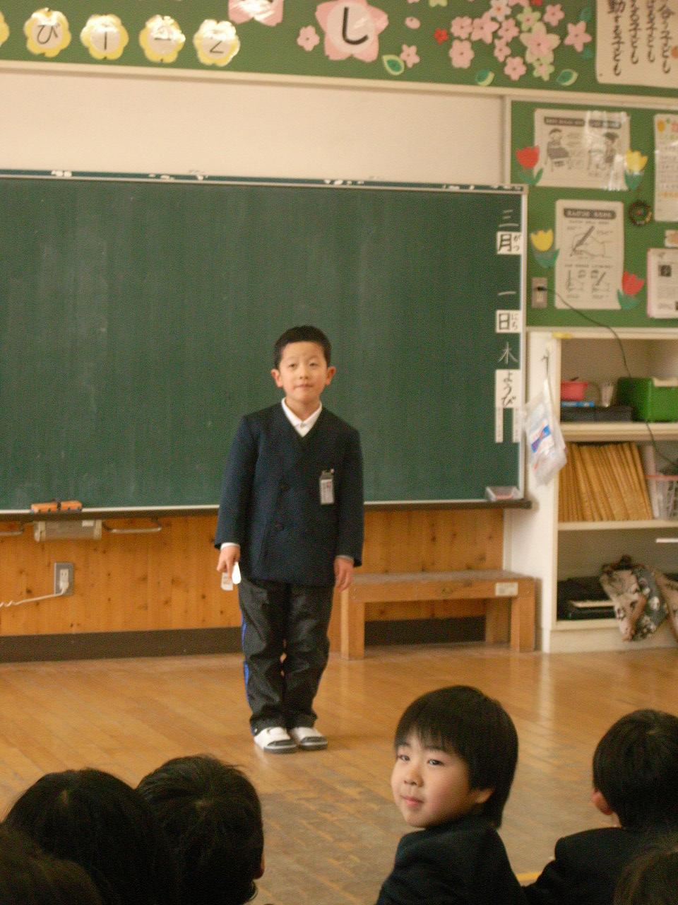 子供の発表会_c0143482_16433595.jpg