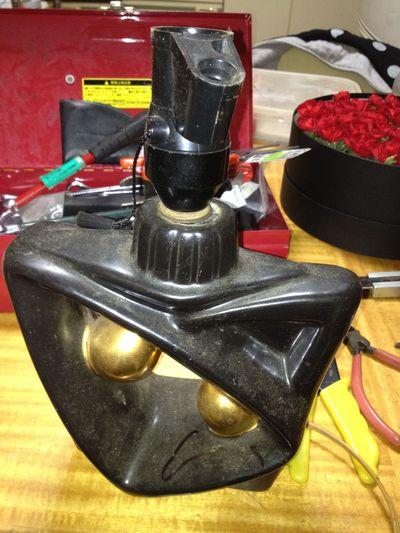 ランプ修理_c0145582_1140913.jpg