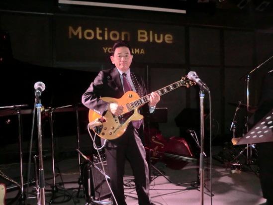モーションブルー横浜 ジャズライブ!_e0119092_11412143.jpg