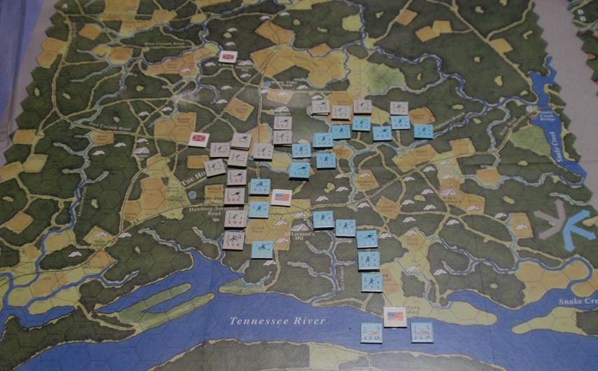 <VG>Across 5 Aprils「シャイローの戦い」をソロプレイ_b0162202_933276.jpg