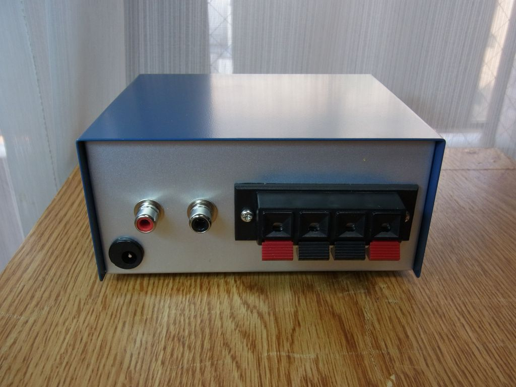Stereo誌デジタルアンプの箱入れ_a0246407_16554627.jpg