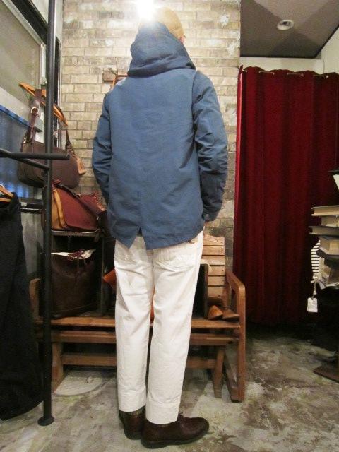 "ANACRONORM \""Cropped 5P Pants\"" ご紹介_f0191324_9363718.jpg"
