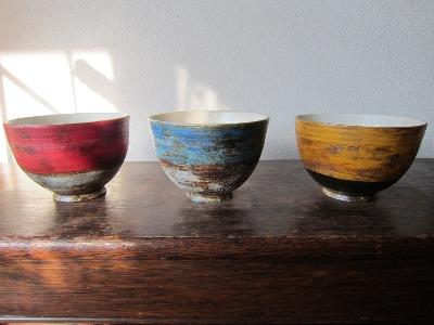 杉尾信康さんの三色の飯碗。_b0207631_11163396.jpg