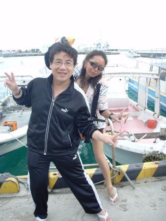 SMALL & BIG  FISH ~ の CUTTLE FISH !!!_a0189838_8113296.jpg