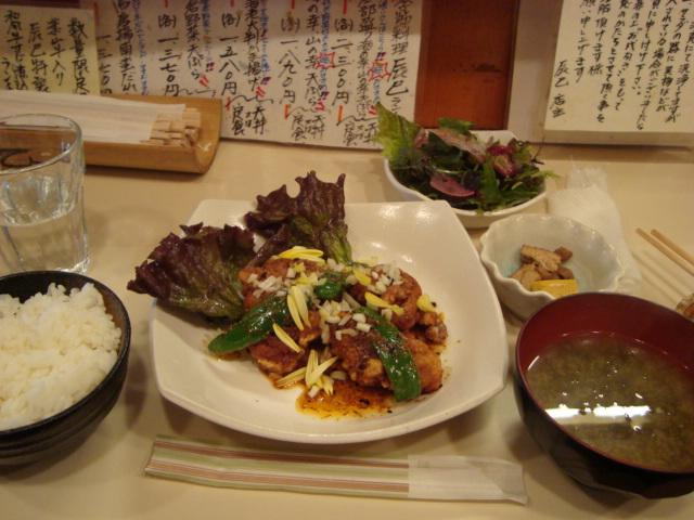 鎌倉「季節料理 辰巳」へ行く。_f0232060_1983898.jpg