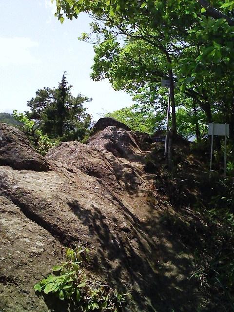 2010/05/13 神楽山 猿橋御前山_d0233770_2272252.jpg
