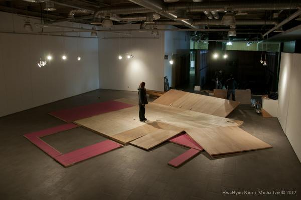 (ミンハ)韓国で2人展をしました。④_e0199378_952929.jpg