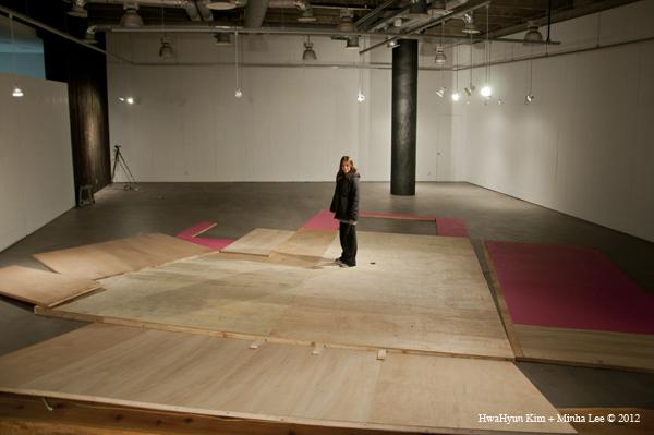 (ミンハ)韓国で2人展をしました。④_e0199378_954267.jpg