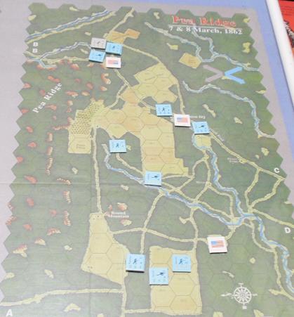 <VG>Across 5 Aprils「ピーリッジの戦い」をソロプレイ_b0162202_16345547.jpg
