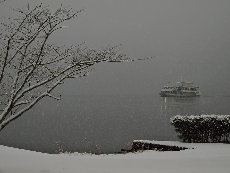 霧の芦ノ湖_d0087407_2111197.jpg