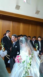 結婚式!!_f0190816_2275238.jpg