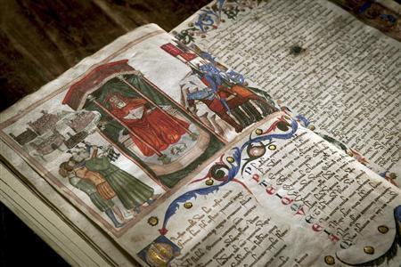 2.バチカン 機密文書館400年 門外不出の記録 何を語る_b0064113_11144190.jpg