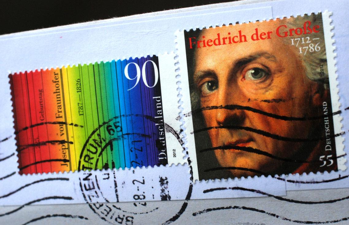 ドイツの歴史上の人物切手_e0175918_4355467.jpg