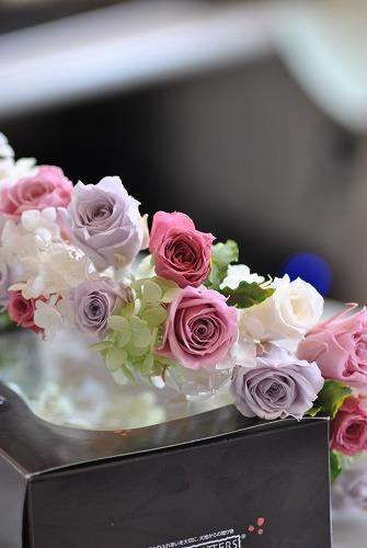 *花嫁様の花冠とリストレット*_e0159050_17582327.jpg