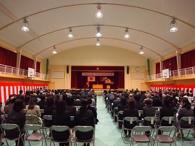 津山市立東小学校 新校舎落成記念式典_f0151251_13262921.jpg