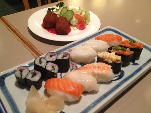 寿司! 雪国_c0151965_2012128.jpg