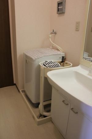 ・素敵な洗面所を目指して。_d0245268_22502661.jpg