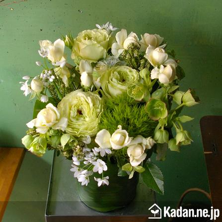 アーティストで選ぶお花屋さん4_c0143683_2263198.jpg
