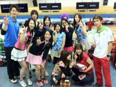 LOVE BOWLERSさんと☆_d0156990_2335074.jpg