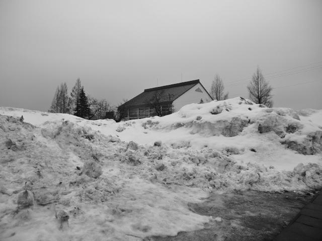 故郷の風景 残雪_f0024992_944405.jpg