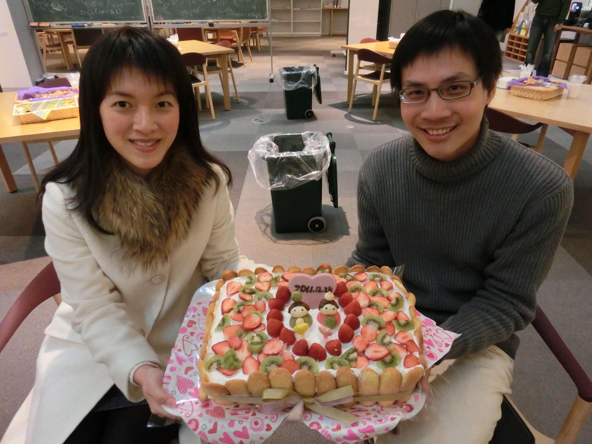 Siu-Cheong Lauさんの結婚祝い_c0163819_10582267.jpg