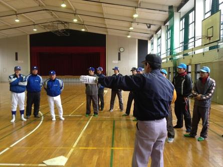 美濃少年野球協議会 審判講習会(3/4)_b0226723_9541072.jpg