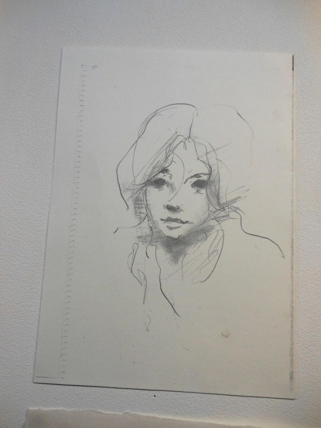 1650) 「栗田健・絵画展 『Portrait』」 af 終了・2月21日(火)~3月5日(月)_f0126829_20191876.jpg