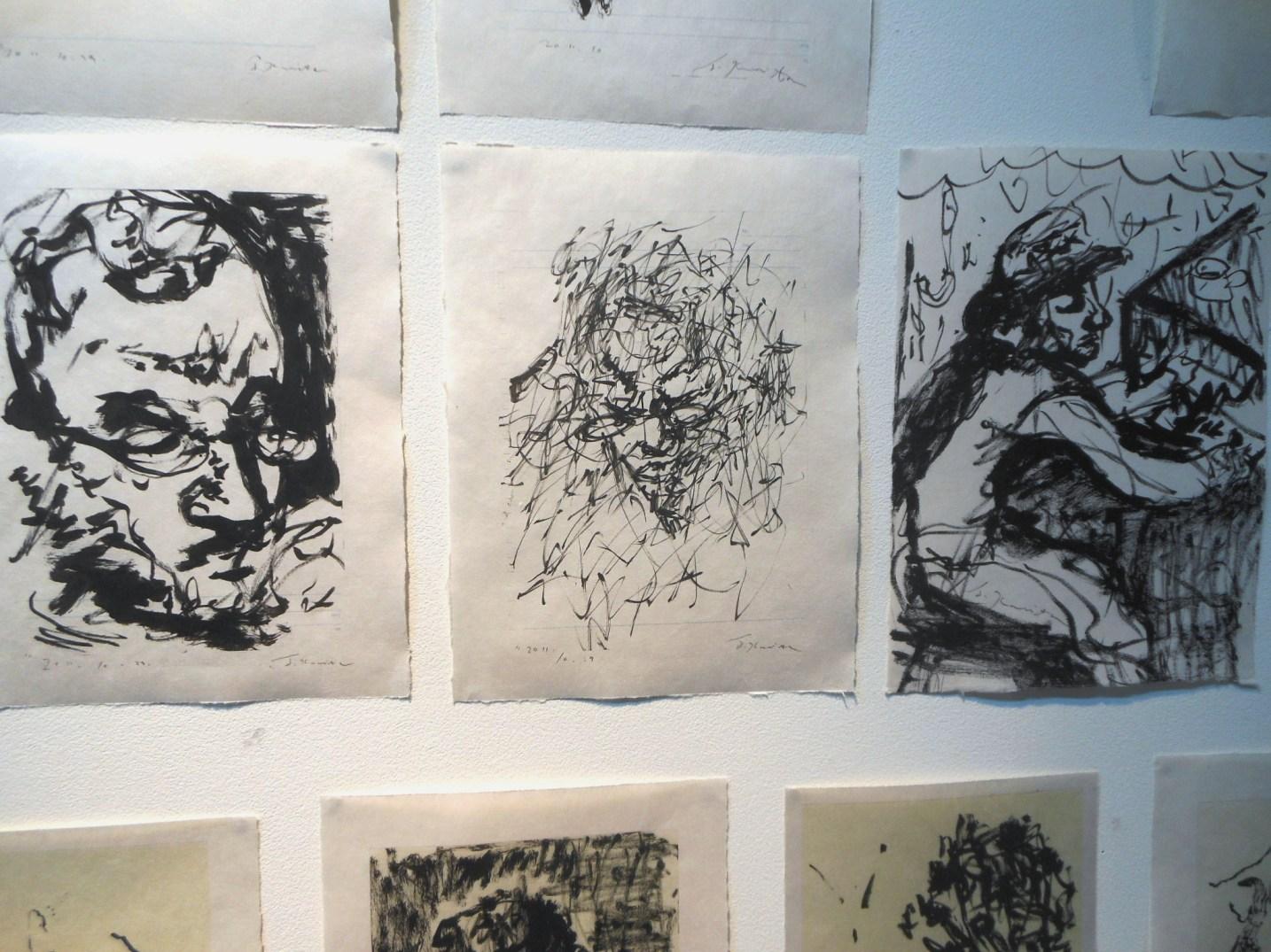1650) 「栗田健・絵画展 『Portrait』」 af 終了・2月21日(火)~3月5日(月)_f0126829_20201475.jpg