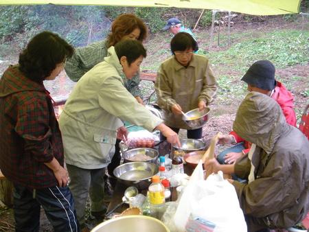 みさき里山クラブ「じねんじょパーティー」_c0108460_212941.jpg