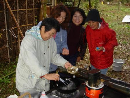 みさき里山クラブ「じねんじょパーティー」_c0108460_2191342.jpg