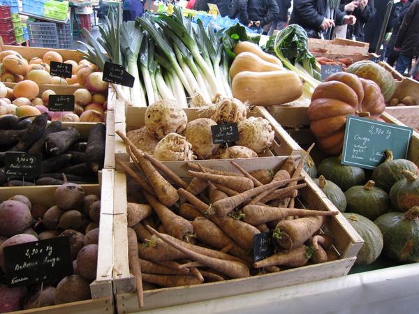 フランスマルシェの野菜(フランス旅③)_d0231263_1113675.jpg