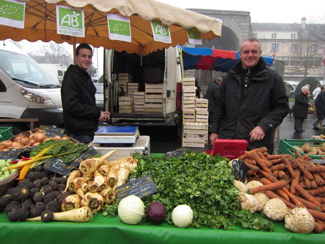 フランスマルシェの野菜(フランス旅③)_d0231263_7593280.jpg