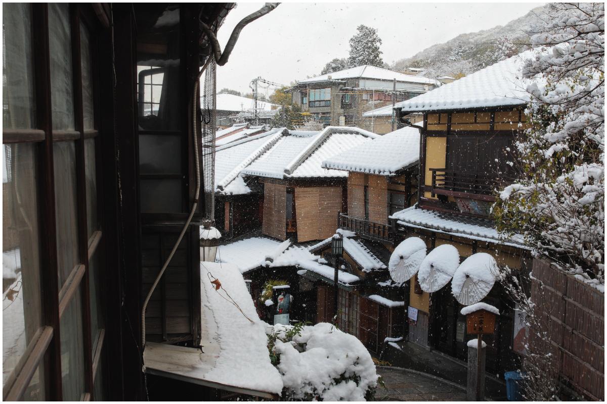 雪景色 <京都>_f0021869_22483687.jpg