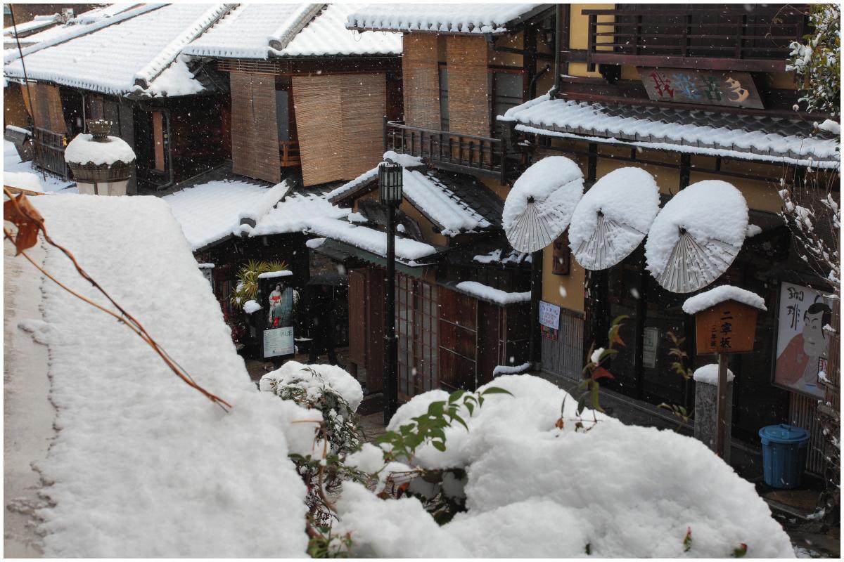 雪景色 <京都>_f0021869_22492569.jpg