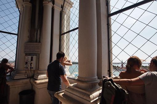 シルバー・スピリット アドリア・地中海クルーズ 10日目-2 鐘楼に昇る_e0160595_2182581.jpg