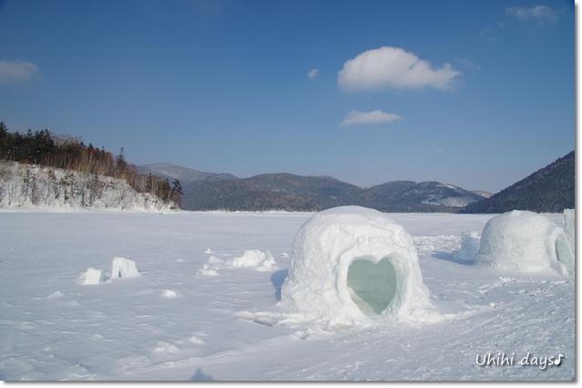 然別湖コタンの氷上露天風呂!_f0179404_21404637.jpg