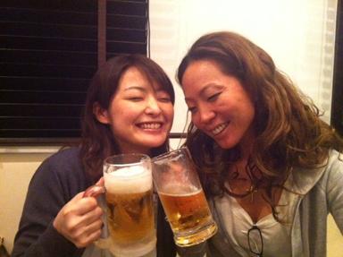 春の香り&奈美ちゃんフルマラソン完走!!_c0187025_1873869.jpg