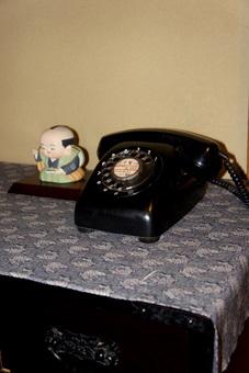 黒電話きたる!_a0229628_1333684.jpg