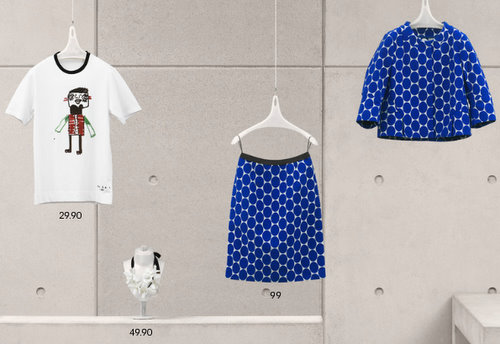 Price Comparison: Marni at H&M _c0201334_738385.jpg