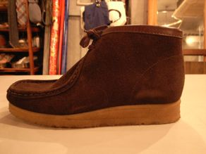 """PADMORE & BARNES FOR ANATOMICA WALLABEE Hi\""ってこんなこと。_c0140560_13283343.jpg"