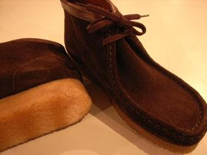 """PADMORE & BARNES FOR ANATOMICA WALLABEE Hi\""ってこんなこと。_c0140560_13284884.jpg"