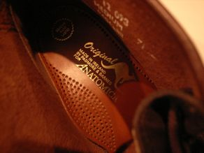 """PADMORE & BARNES FOR ANATOMICA WALLABEE Hi\""ってこんなこと。_c0140560_13293141.jpg"