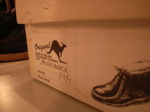 """PADMORE & BARNES FOR ANATOMICA WALLABEE Hi\""ってこんなこと。_c0140560_13294570.jpg"