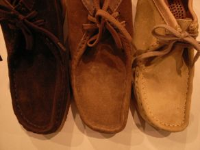 """PADMORE & BARNES FOR ANATOMICA WALLABEE Hi\""ってこんなこと。_c0140560_1330044.jpg"