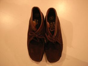 """PADMORE & BARNES FOR ANATOMICA WALLABEE Hi\""ってこんなこと。_c0140560_13434946.jpg"