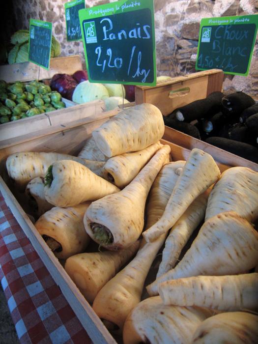フランスの野菜(フランス旅④)_d0231263_2374630.jpg