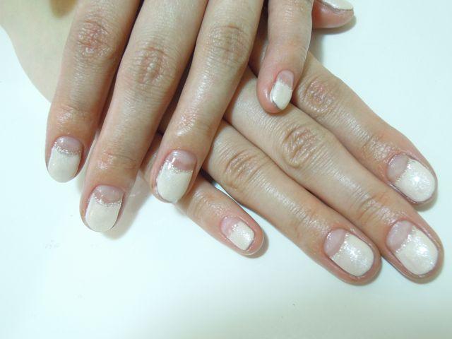 White Pearl Nail_a0239065_11555532.jpg