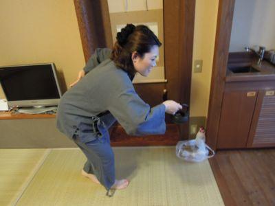 楽しかった伊豆旅行2〜旅館到着_a0239065_13174649.jpg
