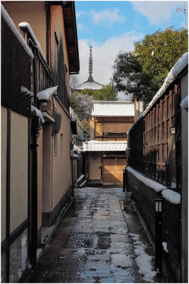 雪景色 <京都>_f0021869_22301690.jpg